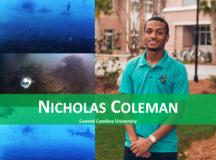 Student Spotlight: Nicholas Coleman