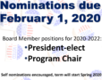 Call for Nominations to SEERS Governing Board