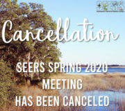 Spring 2020 Meeting CANCELED